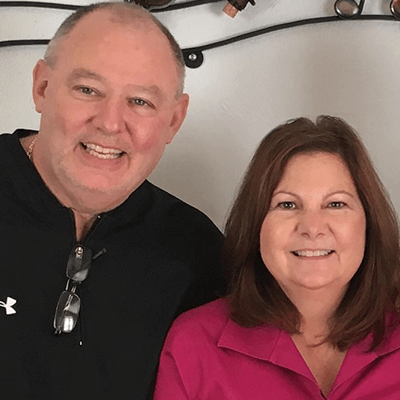 Ron & Julie Hardman