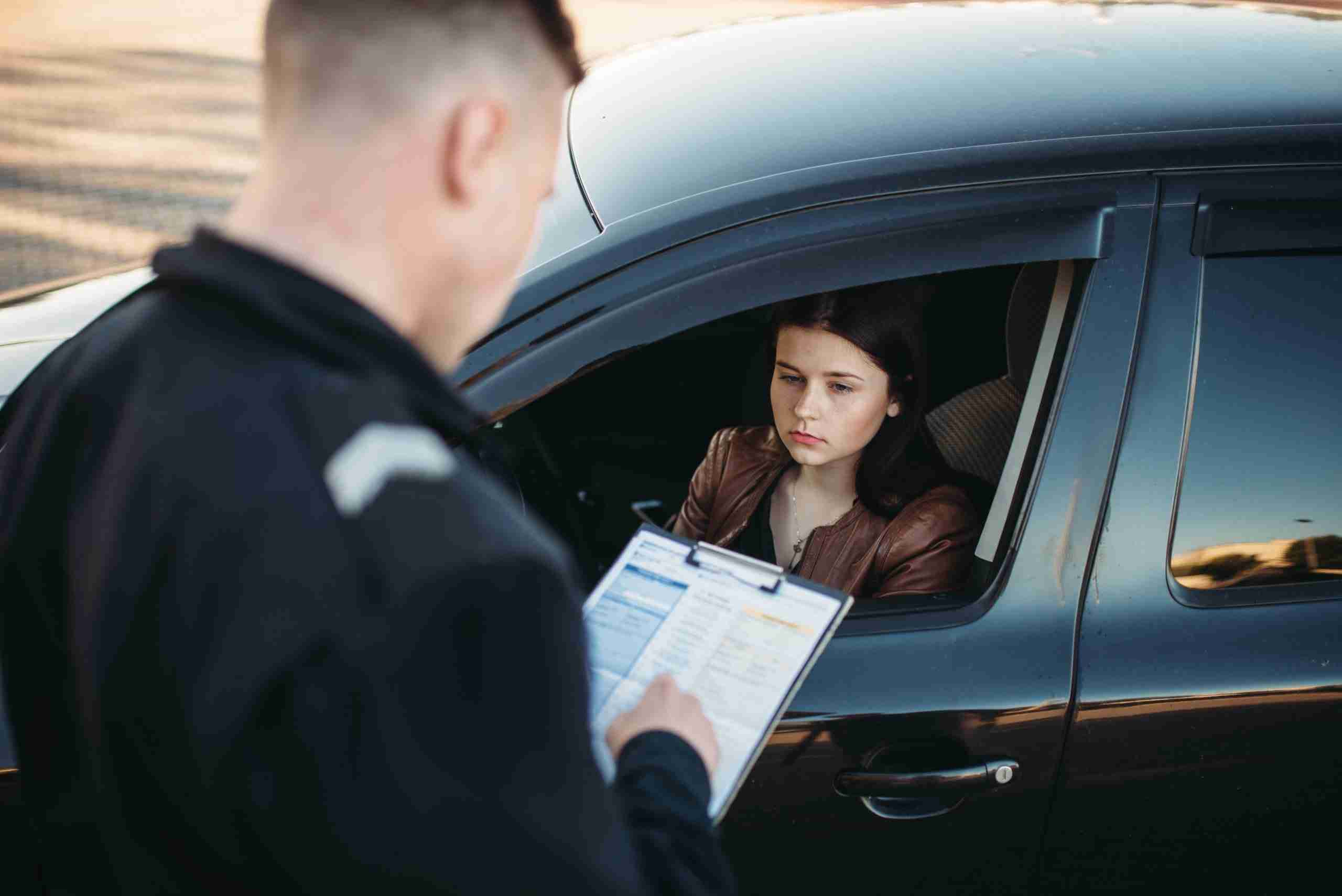 The 10 Most Commonly Broken Driving Laws